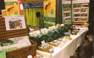 2016-03-05 Bees Abroad at Tradex