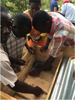 Workshop: Beekeeping Projects in Africa 27-10-18