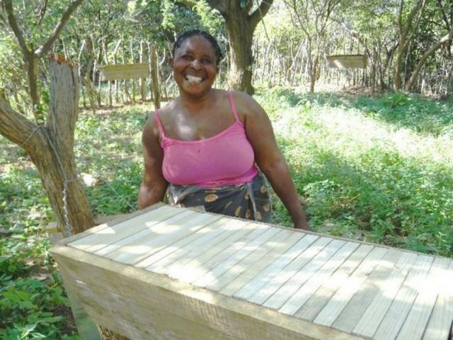 Roy Dyche visits Zambia
