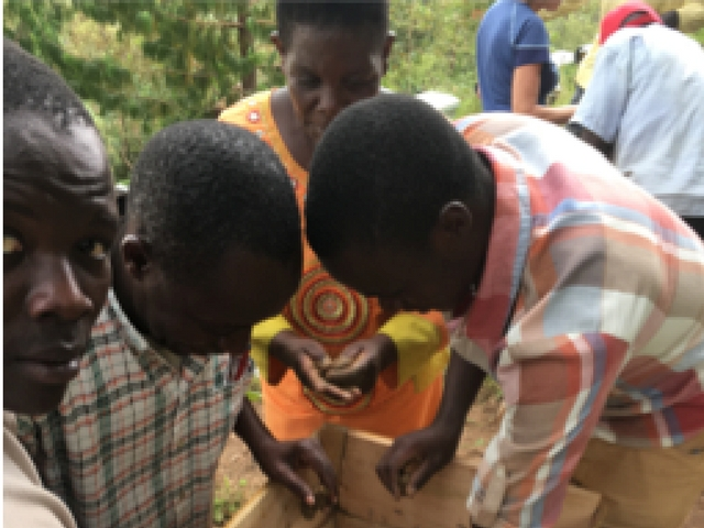 Visit to Rwanda 2017