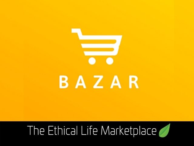 Bees Abroad are pleased to announce a new partnership with Bazar, The Ethical Marketplace App.